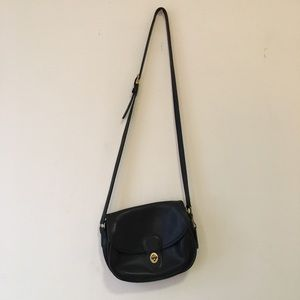 Vintage Coach Crossbody Purse